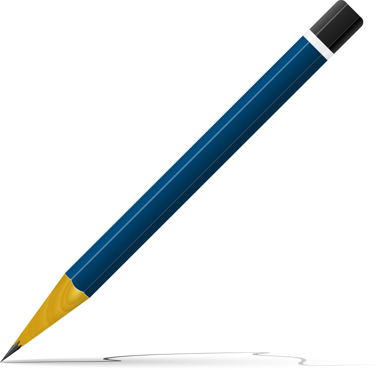 3000x2845 Icons Object Blue Pencil Clipart Panda