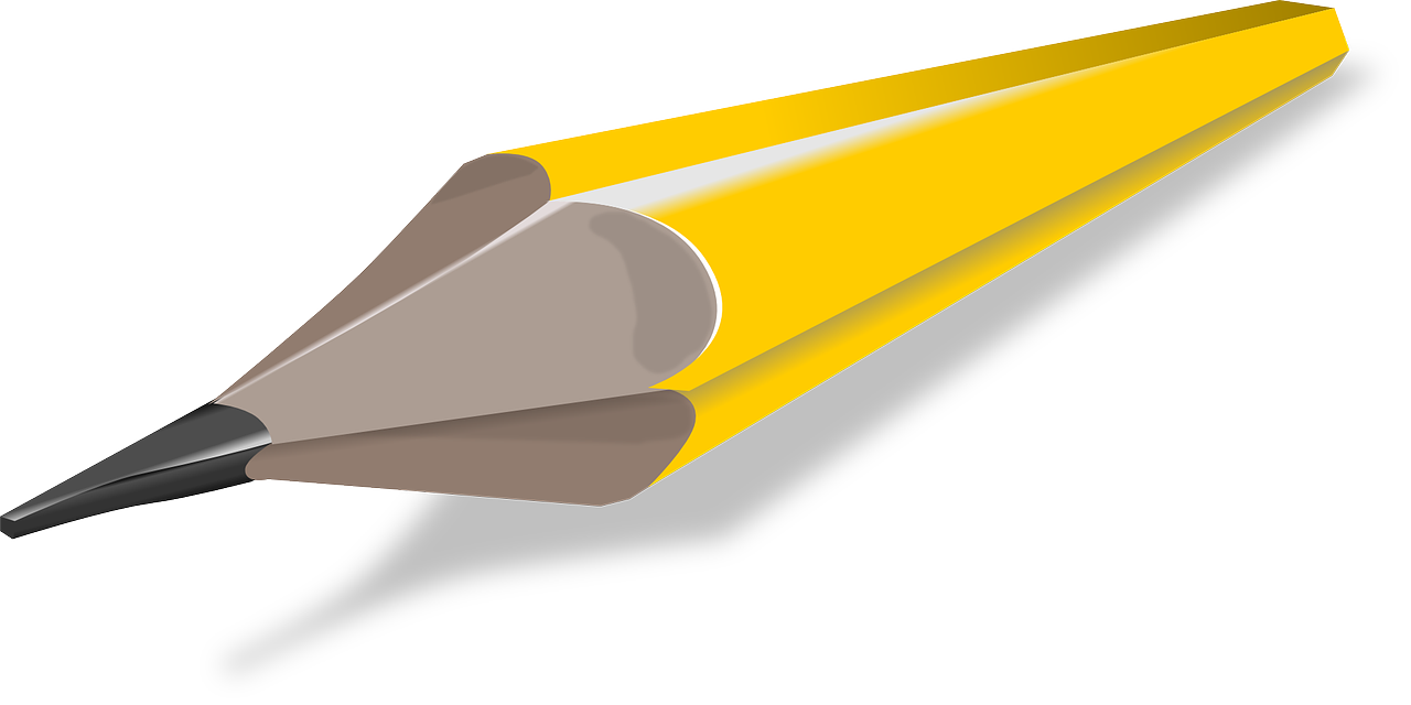 Pencil Writing Clipart