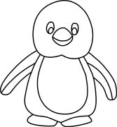 Penguin clipart black and white free download best penguin clipart 167x180 penguin clip art black and white voltagebd Images