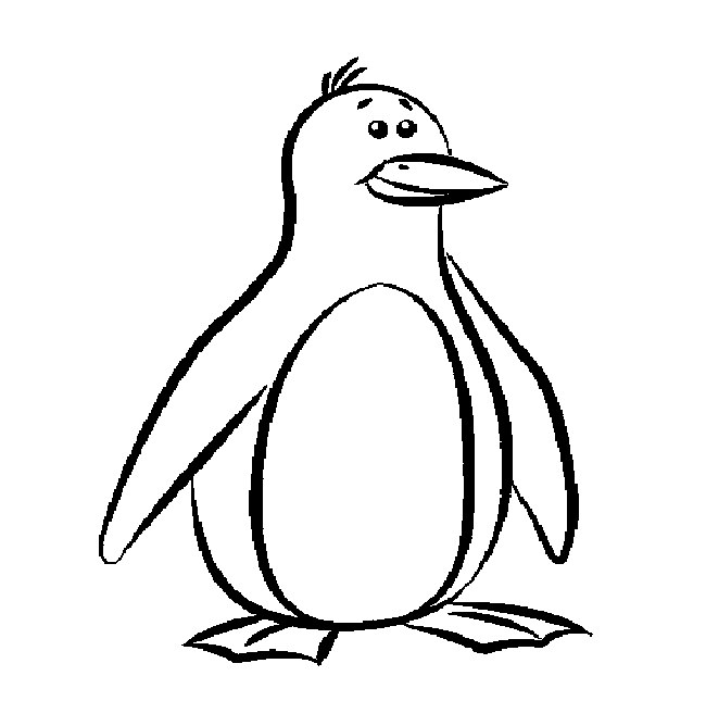 image about Printable Pictures of Penguins known as Penguins Printable Absolutely free obtain simplest Penguins Printable