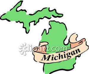 300x250 Clipart Michigan