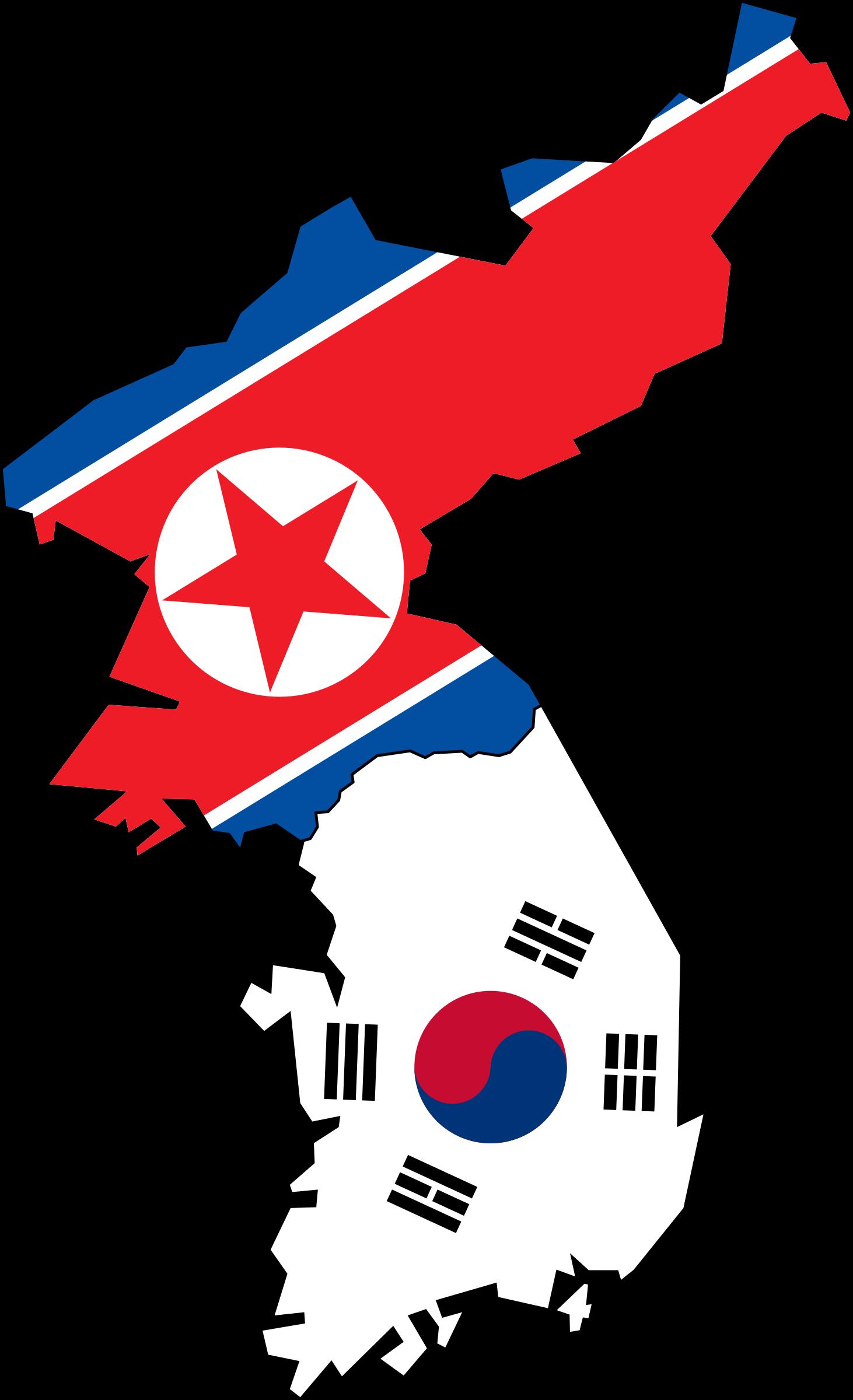 1462x2400 Korean Clipart South Korea