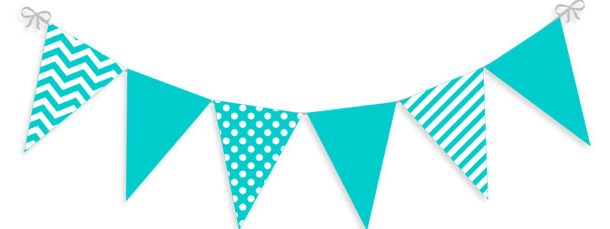 Banner pennant. Clipart free download best