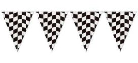 272x125 Pennant Flag Banner Clipart On Checkered Flag Banner Clip