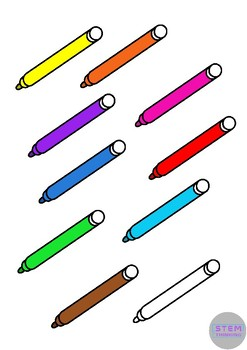247x350 Back To School Stationary Clip Art