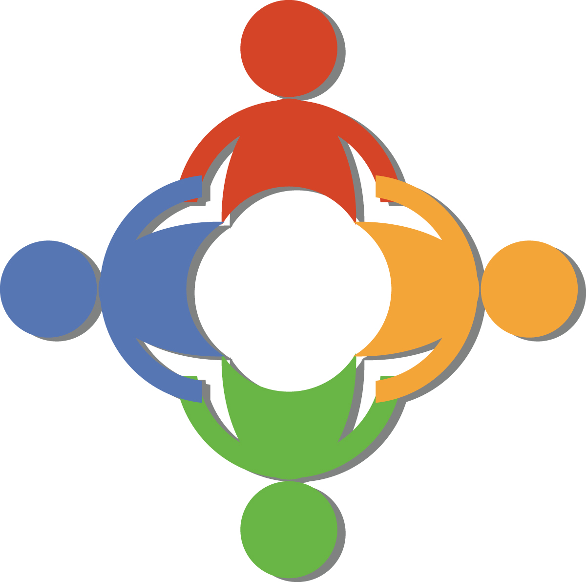 1200x1191 Teamwork Clip Art Of A Circle Of Diverse People Holding Hands