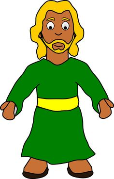 236x369 Clip Art Of Bible Characters
