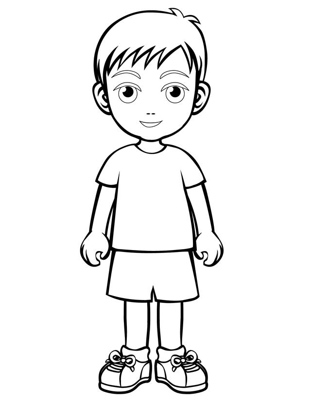 640x828 Great Coloring Pages Of People 11 About Remodel Seasonal Colouring