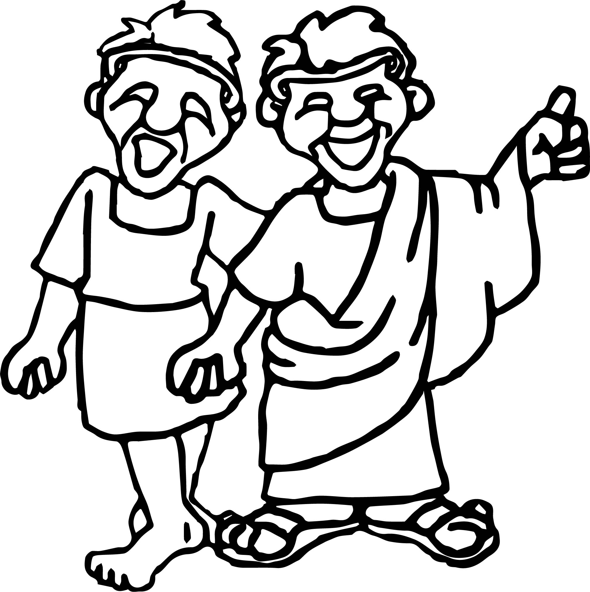 People coloring pages free download best people coloring for Ancient rome coloring pages