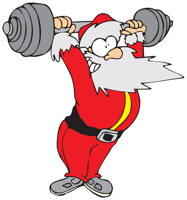 631x675 Ch Santa Weight Lifting 0021