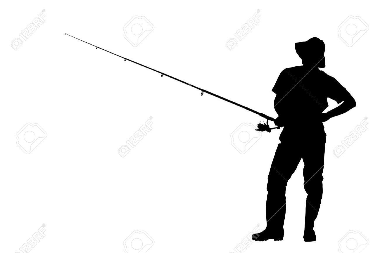 1300x866 Isolated Fishing Pole Clipart, Explore Pictures