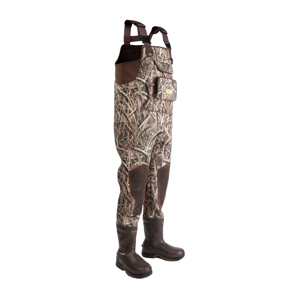 1200x1200 Rocky Waterfowler Mens Mossy Oak Neoprene Wp Insulated Hunting