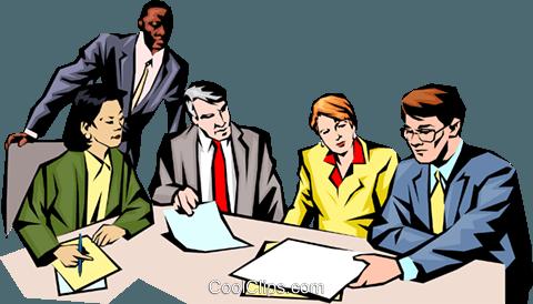 480x274 Meeting Clipart Transparent