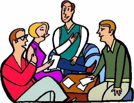 446x344 Business Meeting Clip Art Free Vector 4vector Clipartcow 3