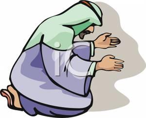 300x243 Muslim Man Praying