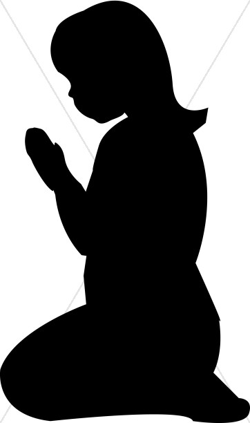 362x612 Bible Character Clipart Praying