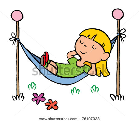 450x395 Hammock Clipart Relaxation