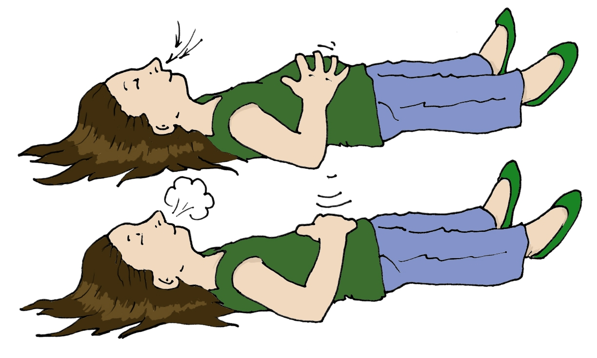 1224x735 Relaxing Breathe Out Clipart