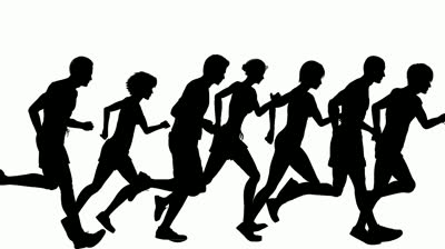 400x224 Person Running Animated People Running Free Download Clip Art