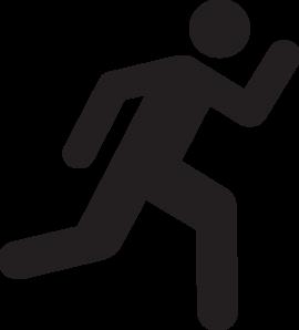 270x298 Running Clip Art