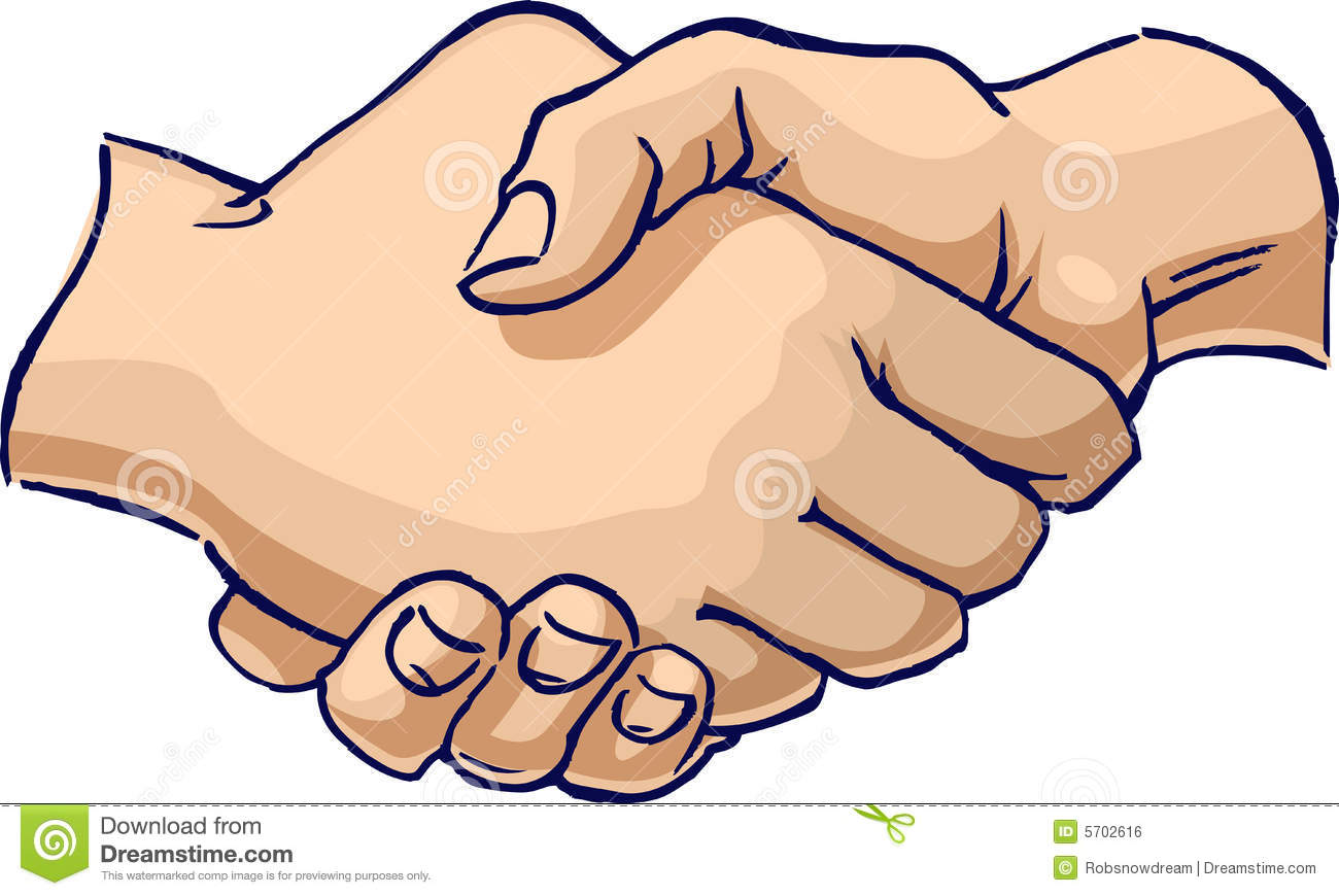 1300x870 Clipart Handshakes Free 4