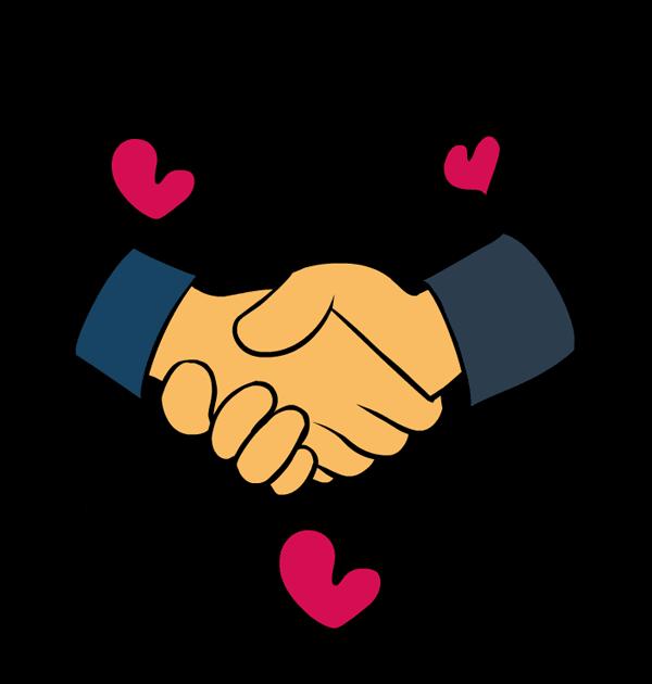 600x630 Handshake Clipart Handshake Clip Art Image