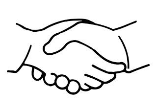 320x227 Handshake Shake Hand Image Free Download Clip Art