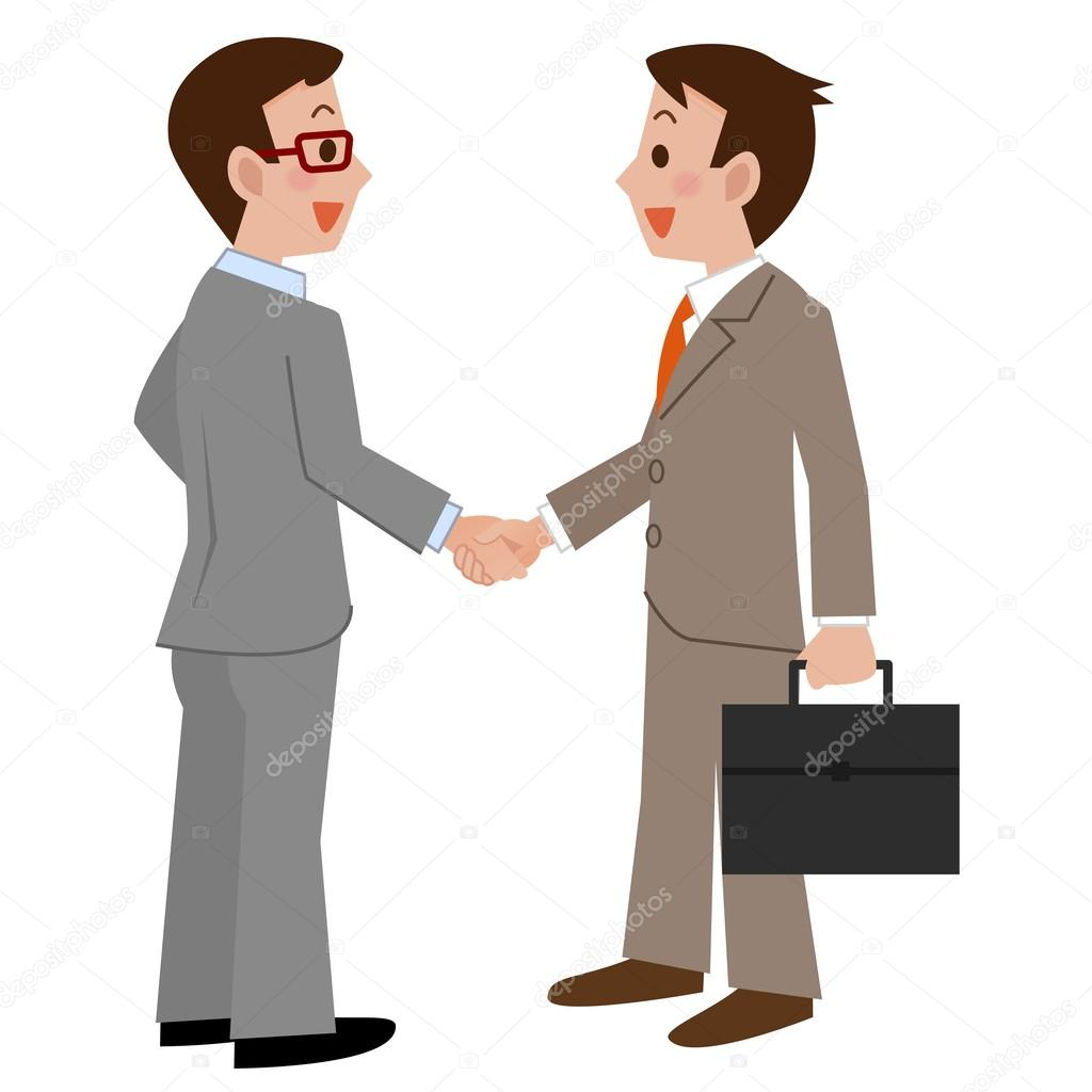 1024x1024 Shaking Hands Clipart