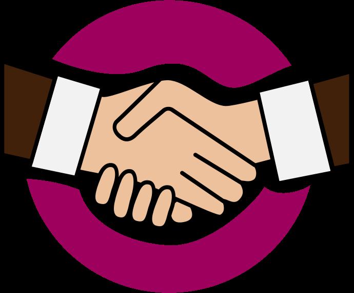 690x570 Shaking Hands Handshake Clip Art 2 Image