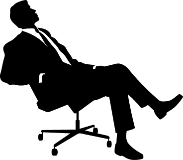 368x321 Man Silhouette People Clipart