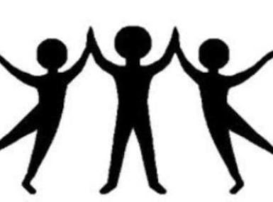 385x285 People Clipart Silhouette
