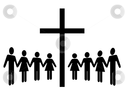 450x309 People Gathering Clipart