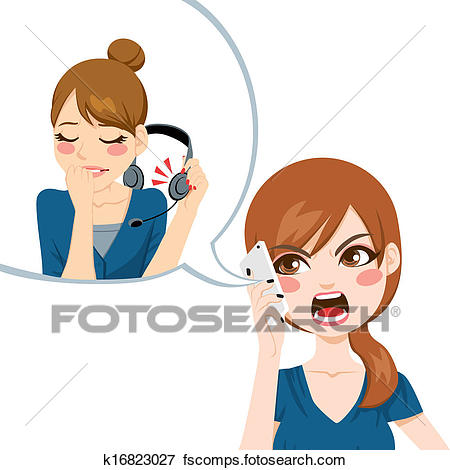 450x470 Clip Art Of People Using Mobile Phones K18929008