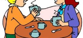 272x125 Free Clip Art Of People Talking Clipart