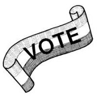 200x200 Free Voting Clipart
