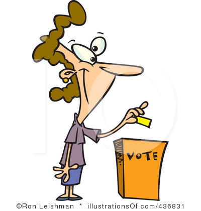 400x420 Graphics For People Voting Clip Art Graphics