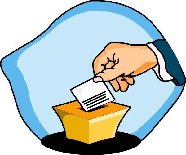 600x500 Politics Clipart Vote