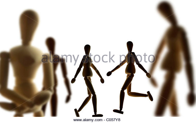640x402 Crowd People Walking Silhouette Stock Photos Amp Crowd People