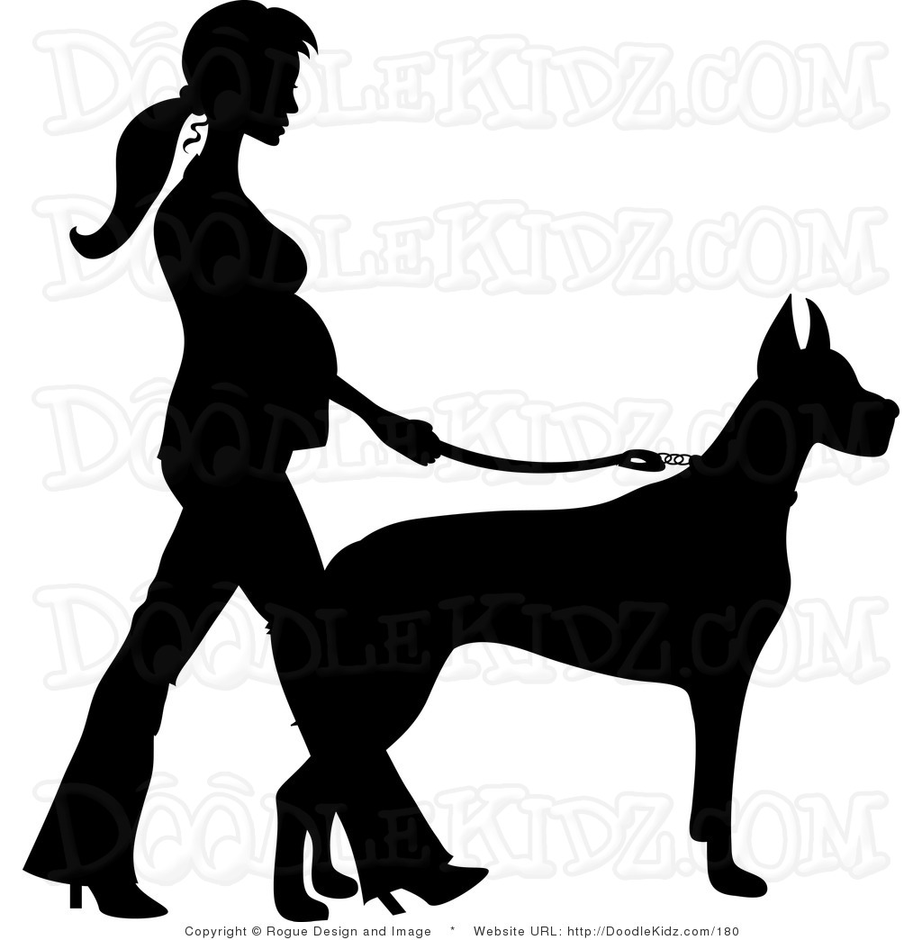 1024x1044 People Walking Silhouette Clipart