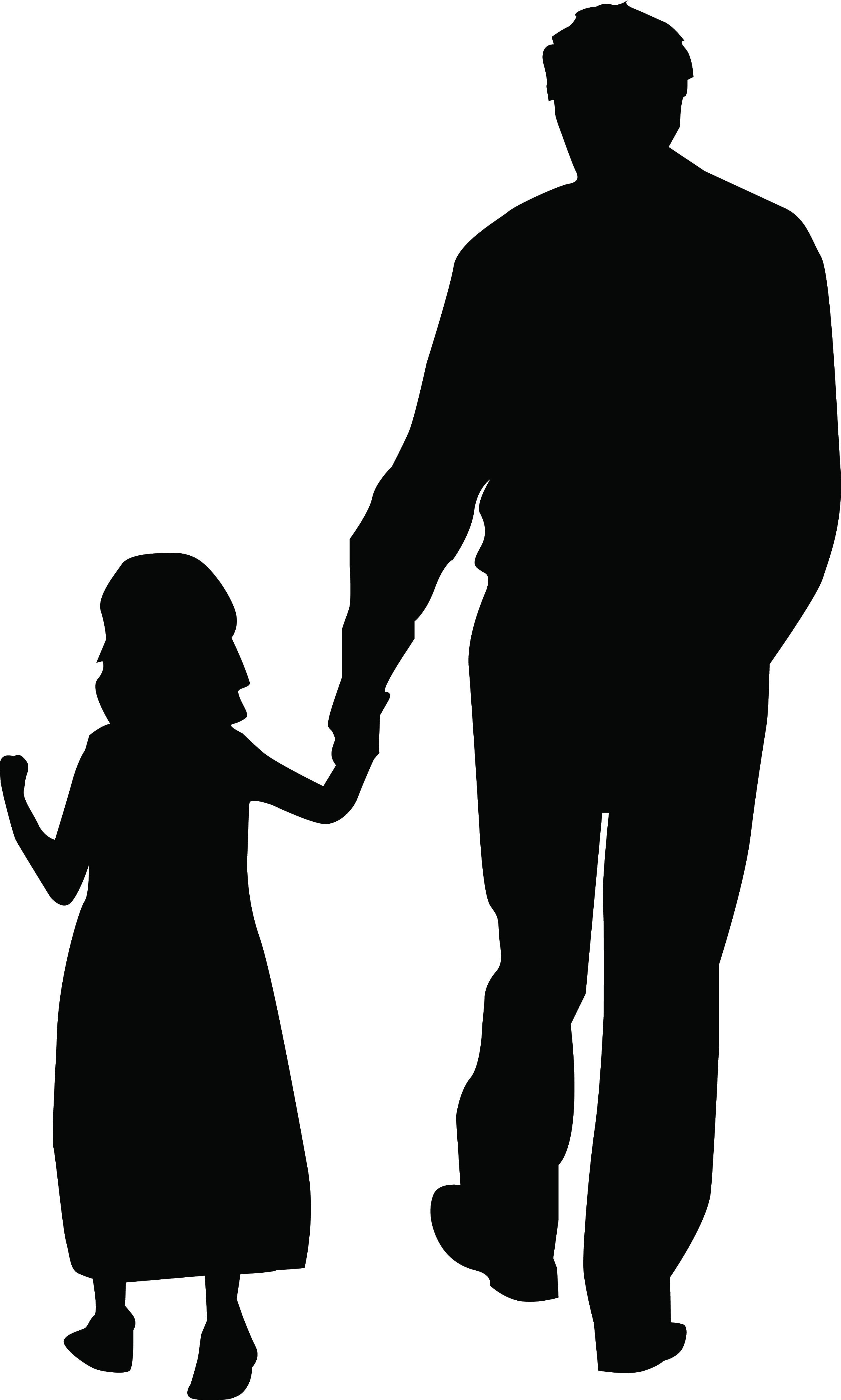 2887x4805 Best Of People Clipart Silhouette Walking Single Image