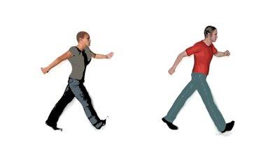 400x224 Cartoons People Walking