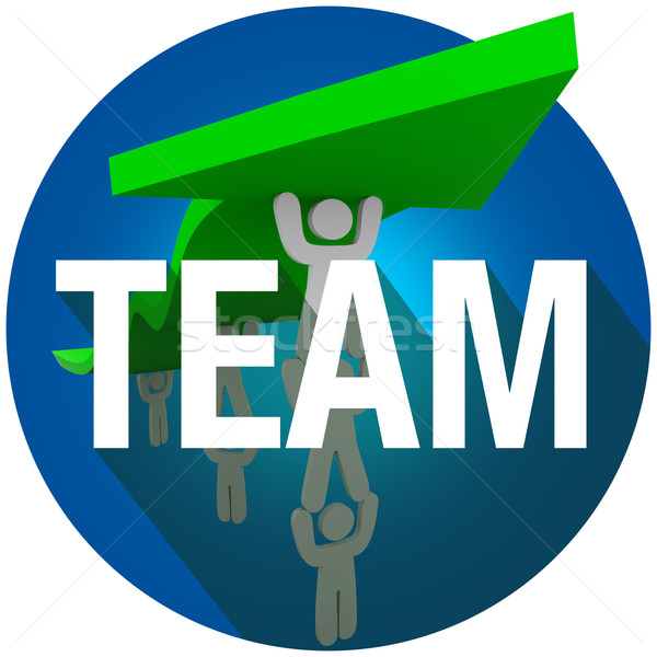 600x600 Working Together Stock Photos, Stock Images And Vectors Stockfresh