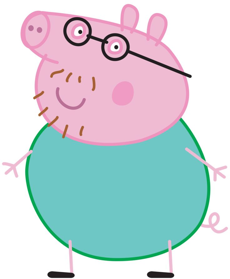 Peppa Pig Clipart