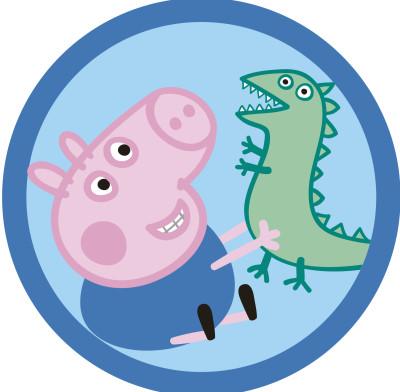 400x392 Free Clip Art Creative Ideas Pig Party, George Pig
