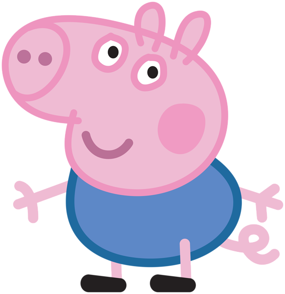 582x600 George Peppa Pig Transparent Png Imageu200b Gallery Yopriceville
