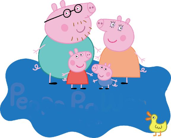 576x465 26 Best Peppa Pig Images Pigs, Caramel And Celebration