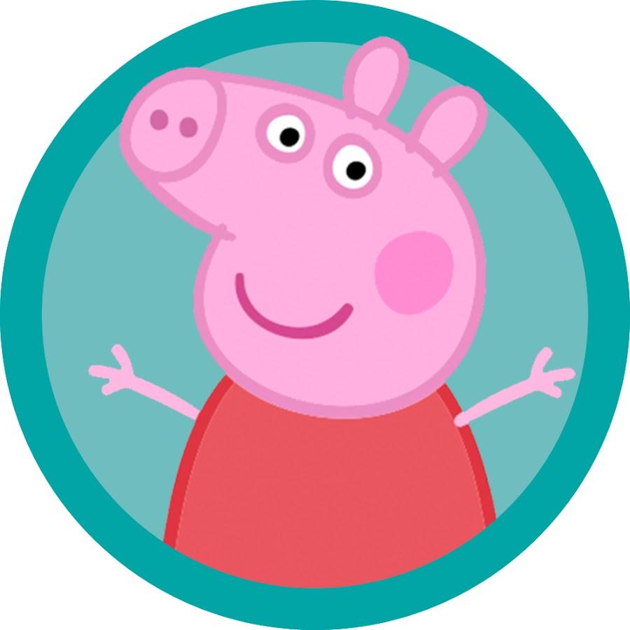 900x900 Peppa Pig