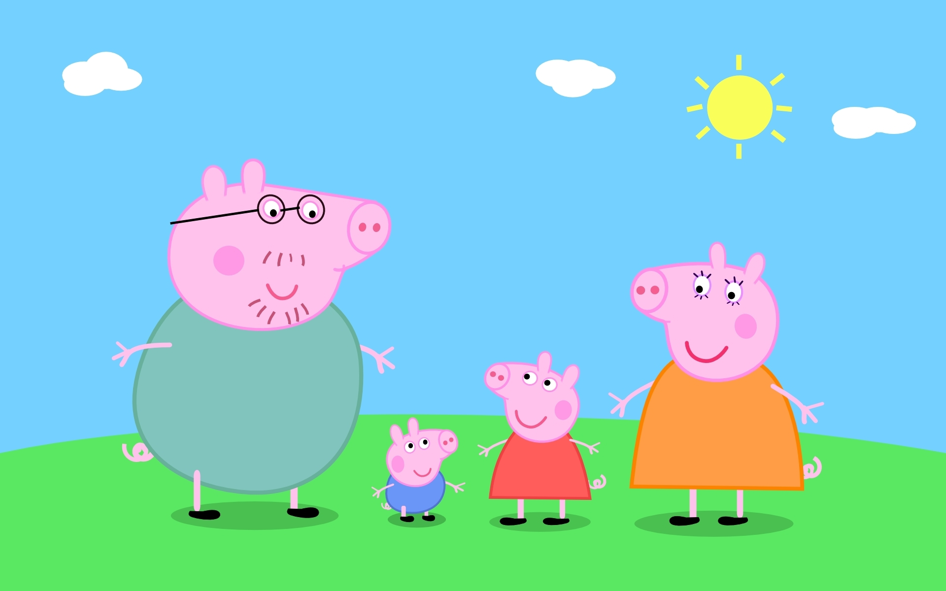 1920x1200 Peppa Pig Gallery Free Images