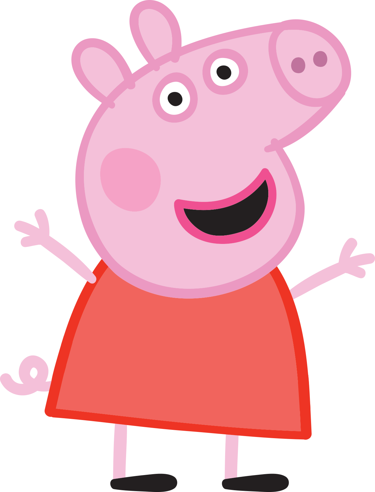 1261x1654 Peppa Pig Live! Sweepstakes