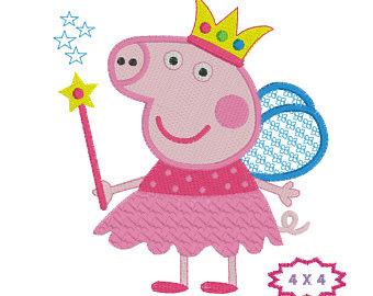 340x270 Peppa Pig Princess Etsy